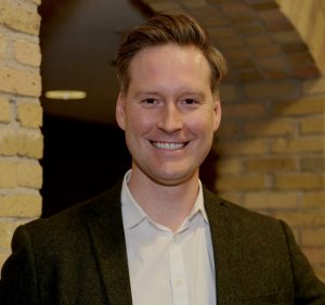 Ben Herkenhoff, EnergyPrint Product Manager