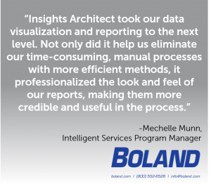 Boland Insight Architect Quote Box