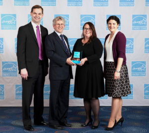 EnergyPrint accepts 2018 ENERGY STAR Partner of the Year Award