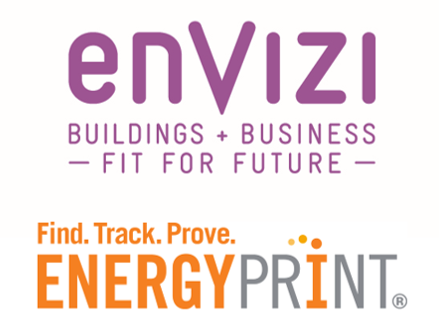 EnergyPrint and Envizi logos